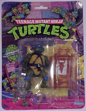 Leonardo (1988 action figure)
