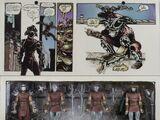 Teenage Mutant Ninja Turtles (Eastman and Laird) Villains 4-Pack