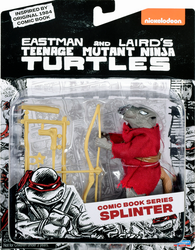 Comic book series splinter