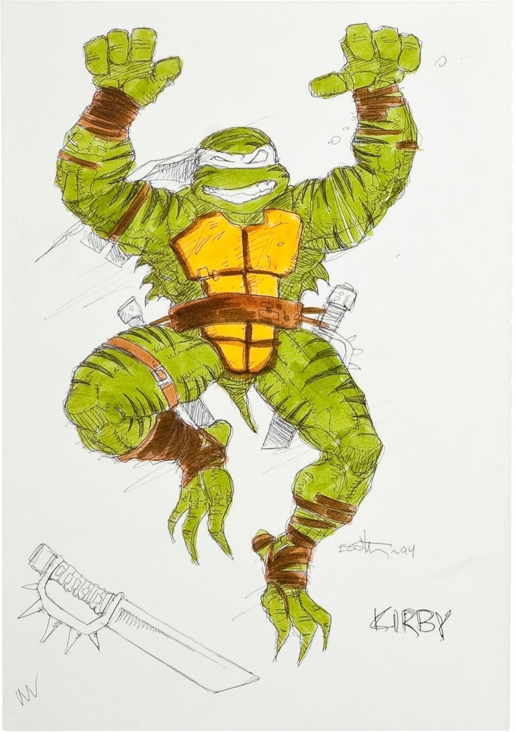 Kirby (Turtle)