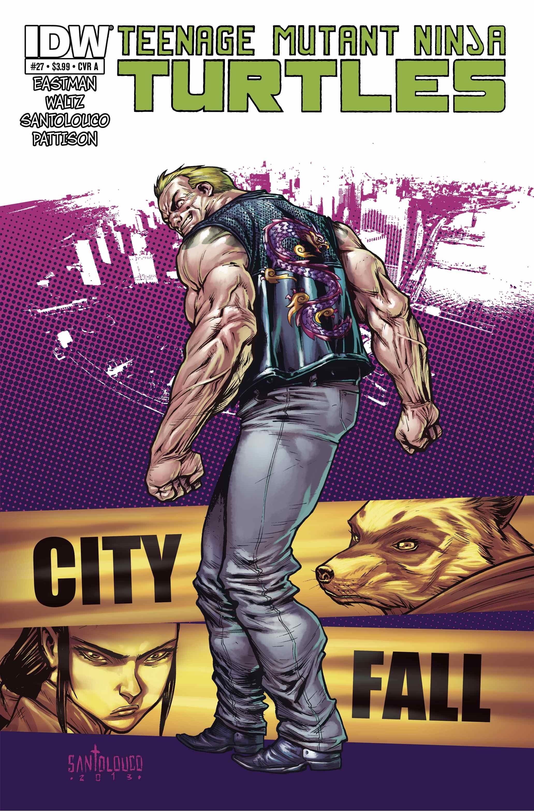 City Fall, part 6