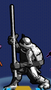 Donatello (Mirage video games)
