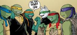 Hell yeah Splinter Clan