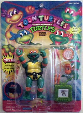 Toon Mike (1992 action figure)