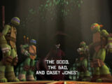 The Good, The Bad, and Casey Jones