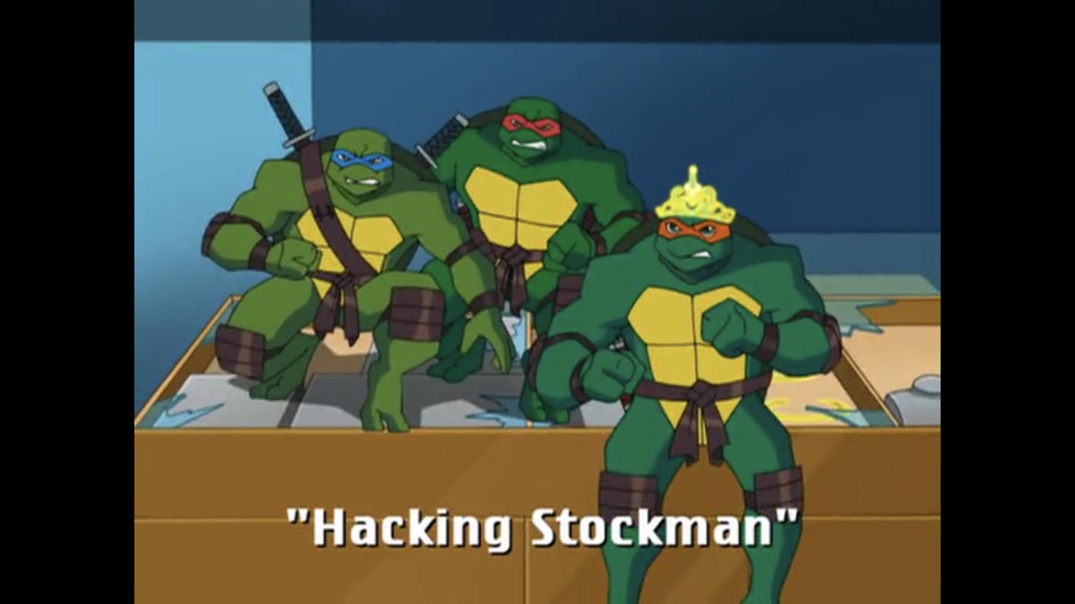 Hacking Stockman