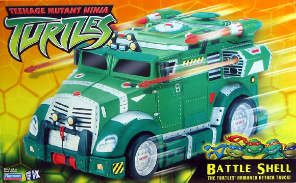 Battle Shell (2003 toy)