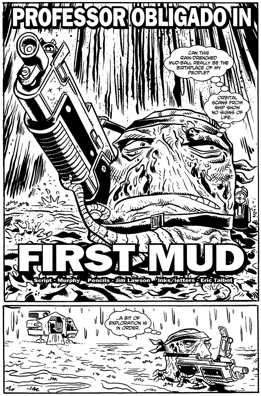 First Mud