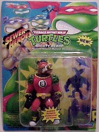 Mighty Bebop (1993 action figure)