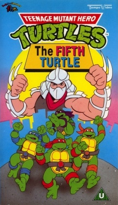 The Fifth Turtle (home media release)