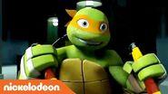 Teenage Mutant Ninja Turtles Meet Mikey Nick