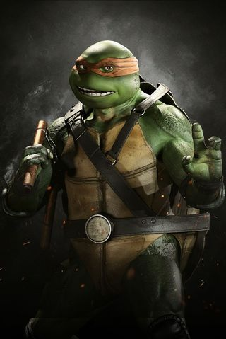 Michelangelo (Injustice)