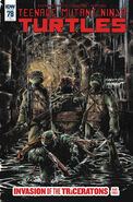TMNT -78 Retailer Incentive Cover by Kelly Williams