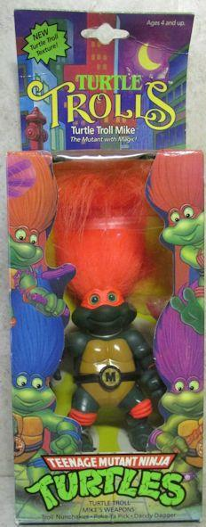 Turtle Troll Mike (1992 action figure)