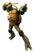 2081TMNT-OOTS Mikey Casual