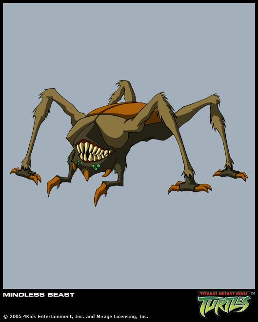 Underground Spider Monster