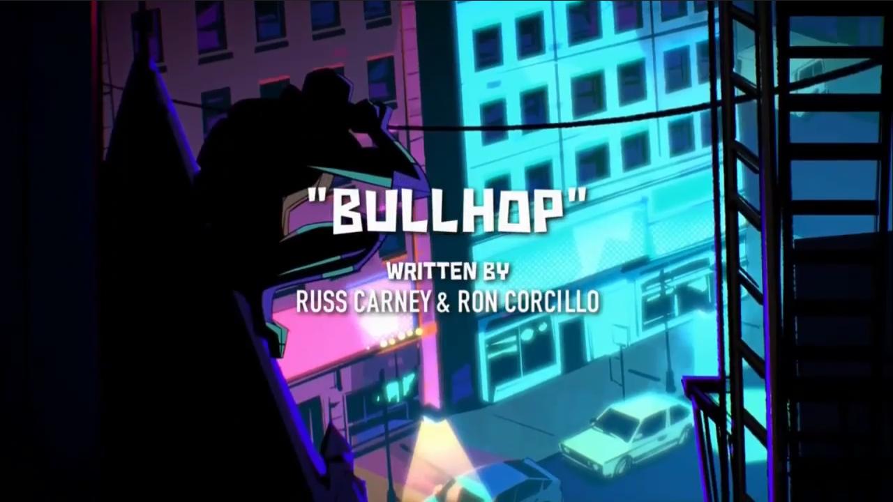 Bullhop (episode)