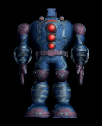VX3 Warbot