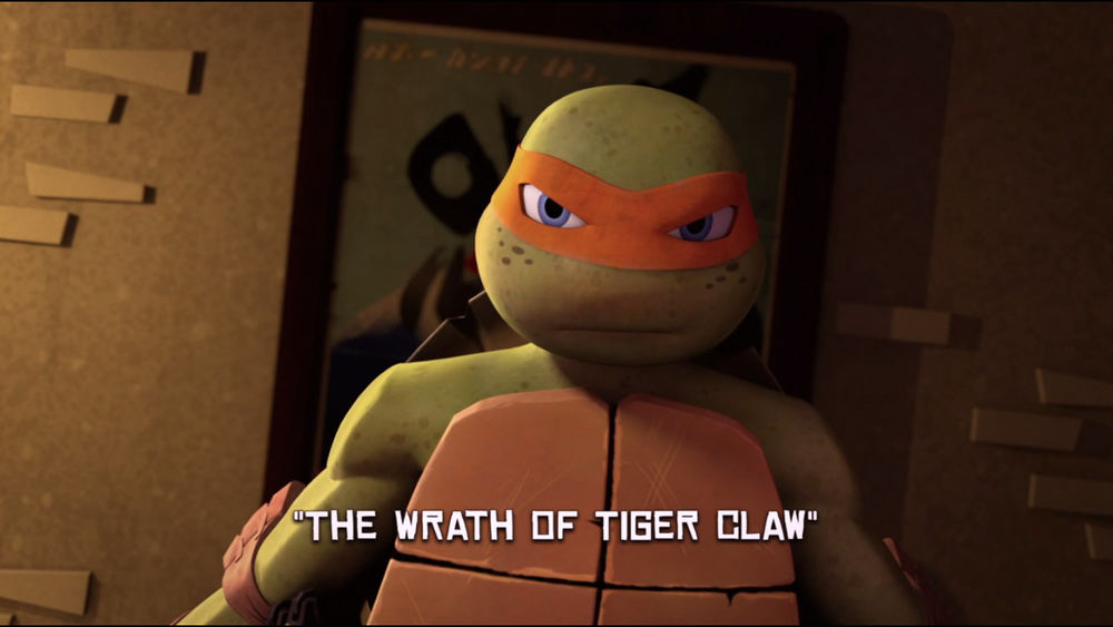 The Wrath of Tiger Claw