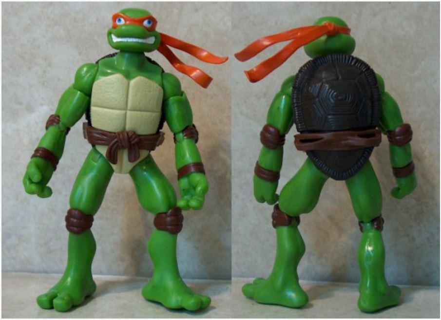 Michelangelo (2007 action figure)