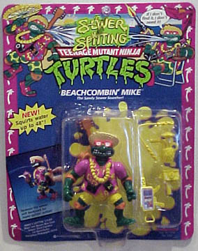 Beach Combin' Mike (1992 action figure)