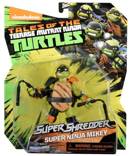 Super Ninja Mikey (2017 action figure)
