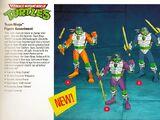 Team Ninja TMNT (unreleased action figure)