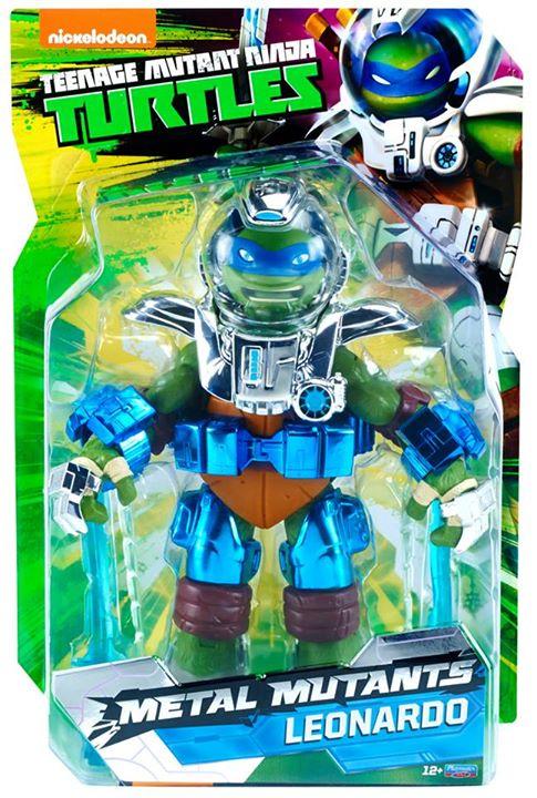 11'' Metal Mutants Leonardo (2015 action figure)