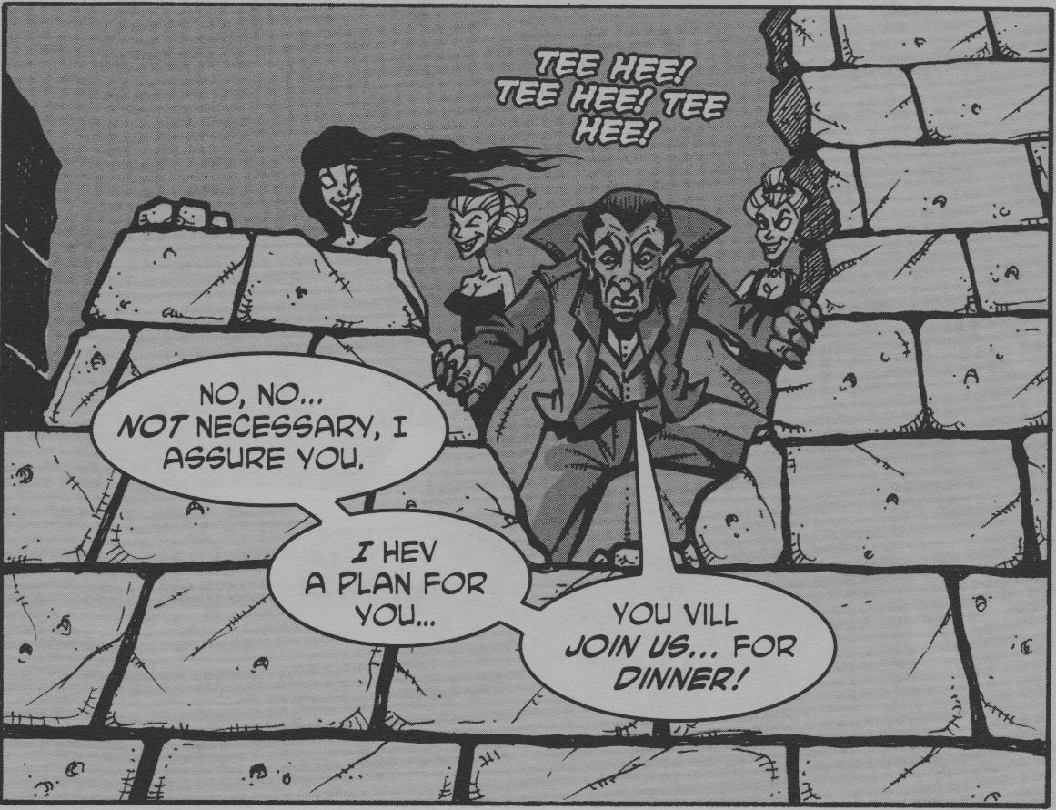 Dracula (Mirage)