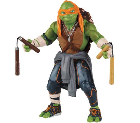 11'' Movie Michelangelo (2014 action figure)