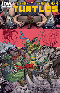 Part Five Regular Cover by Mateus Santolouco.jpg