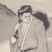 Takeshi mutantturtles