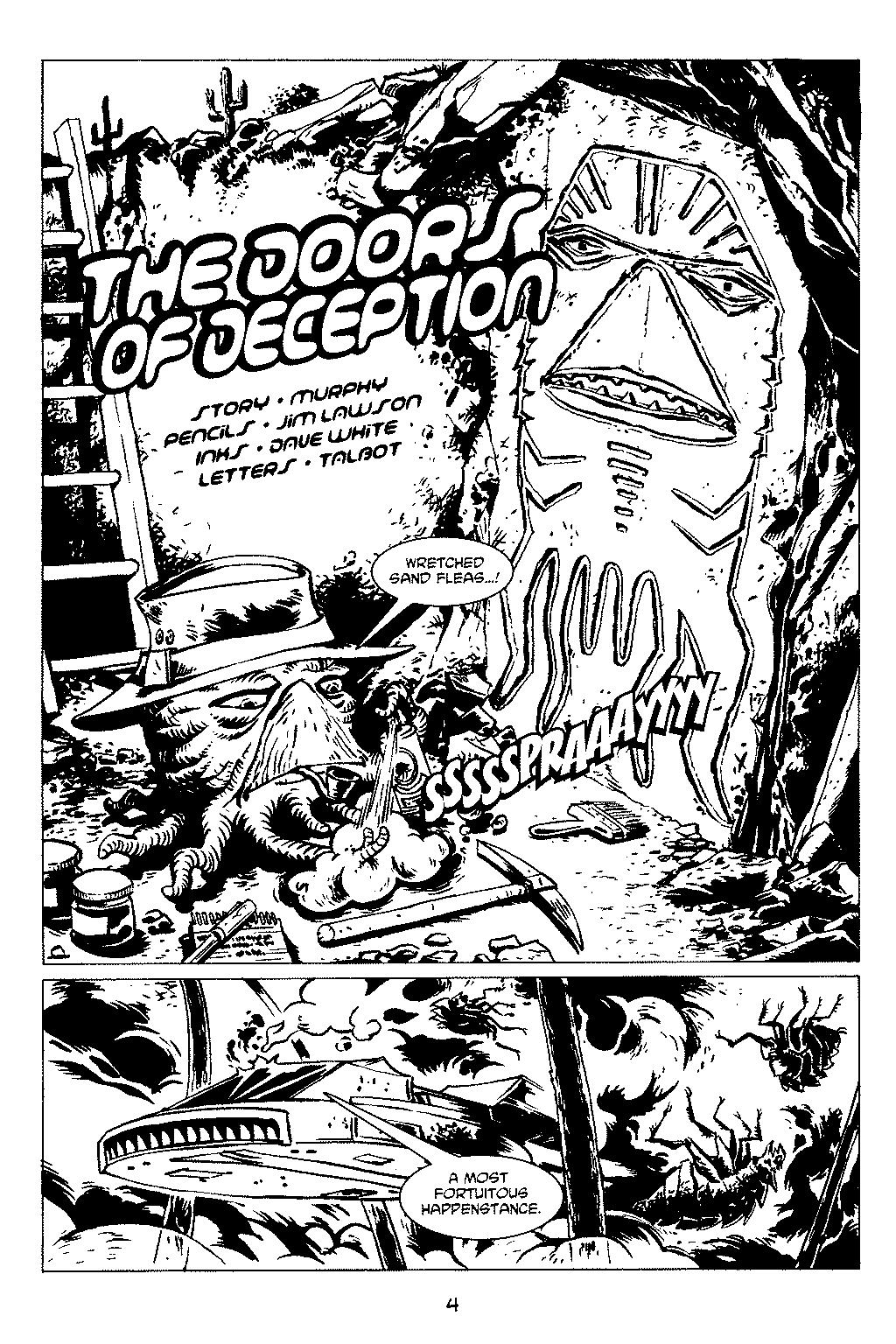 The Doors of Deception