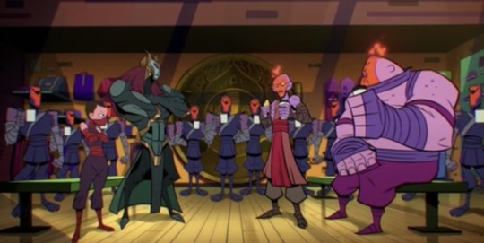 Foot Clan (Rise of the TMNT)