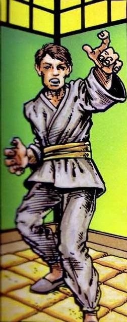 Hamato Yoshi (Mirage)