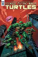 Battle Lines 1 cover RI