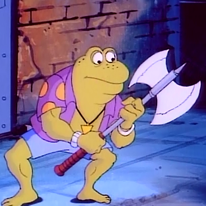 Genghis Frog (1987 TV series)