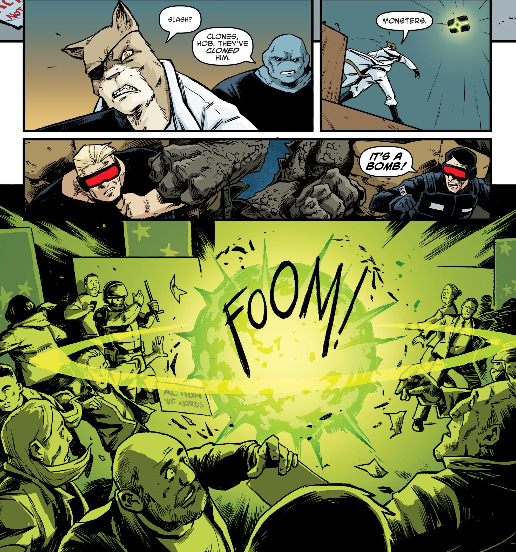 Mutagen bomb (IDW)