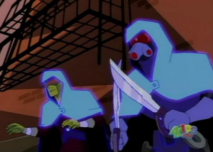 Street Phantoms (2003 TV series)