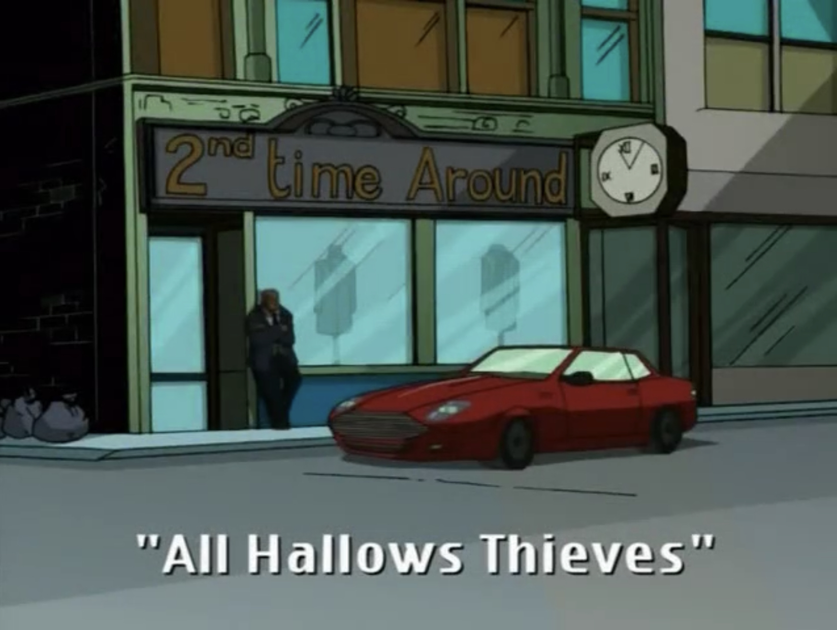 All Hallows Thieves