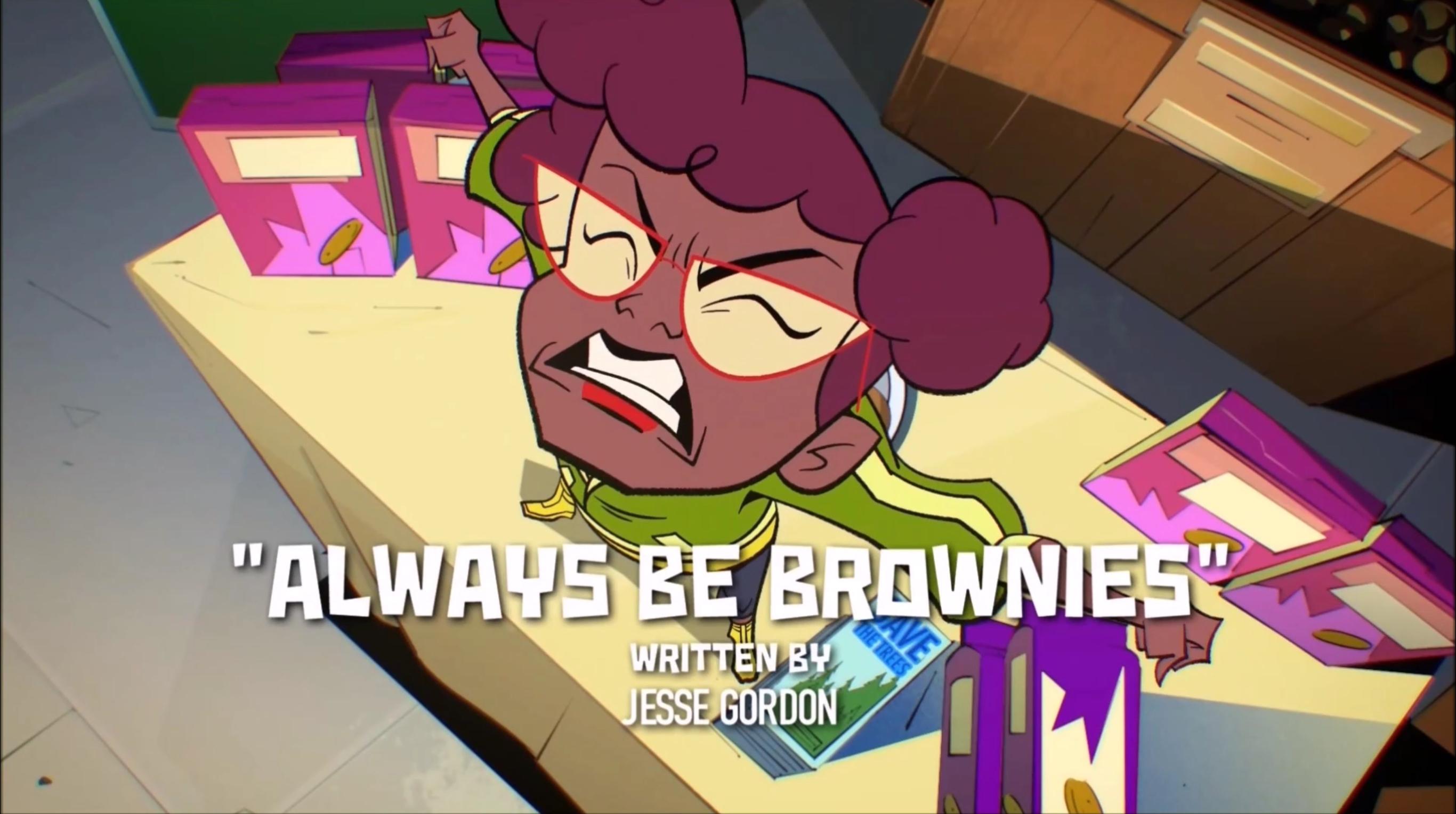 Always Be Brownies