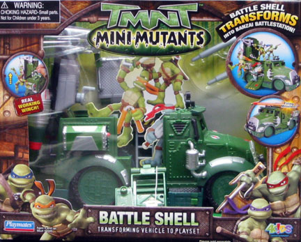 Battle Shell (2007 toy)