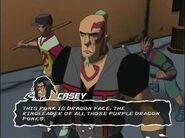 Dragonface game