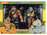 Bebop and Rocksteady (2019 action figures)