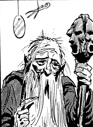 Old Man River (character)