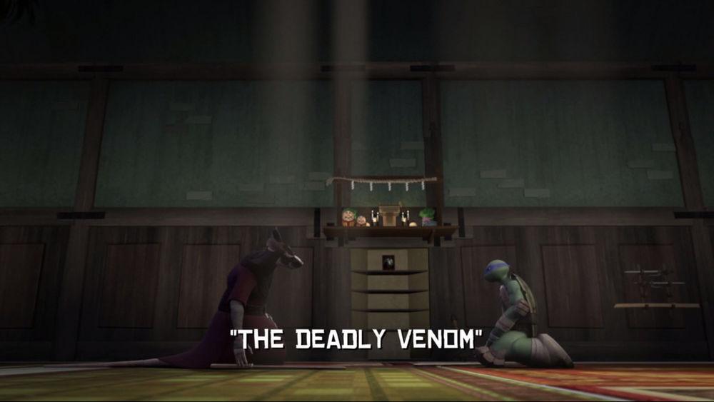 The Deadly Venom
