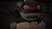 Leonardo raphael slender man the thing