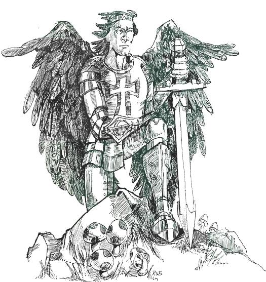 Arthur Pendragon (Palladium)