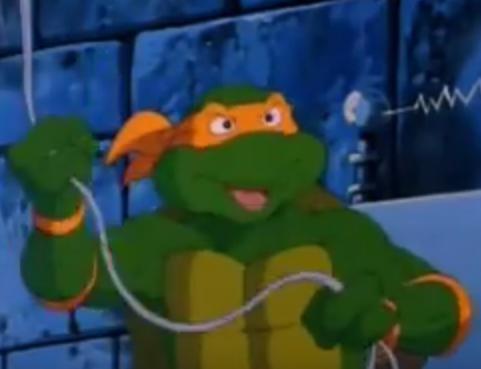 Michelangelo (clone) (1987 TV series)