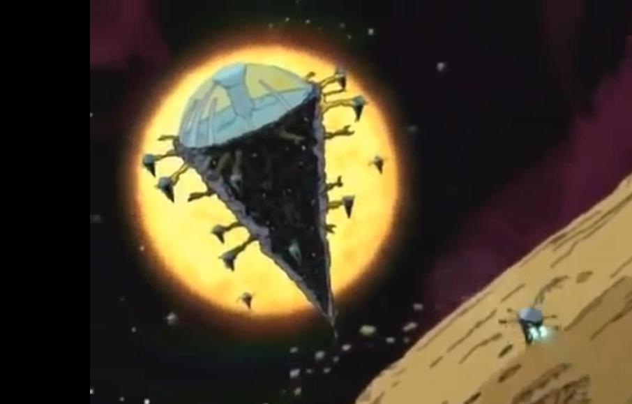 Triceraton Homeworld (2003 TV series)